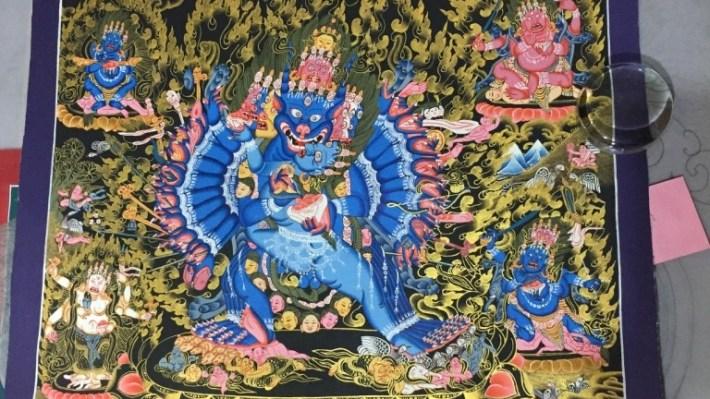tibetska-thanka-mustang