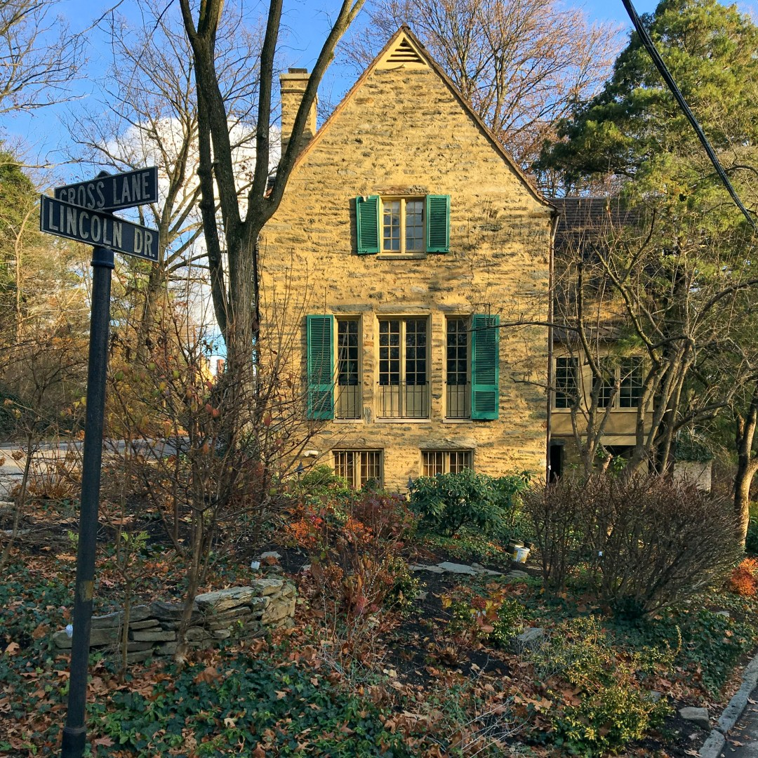 1985 – CHHS successfully creates one of nation's largest National Register districts, in Chestnut Hill