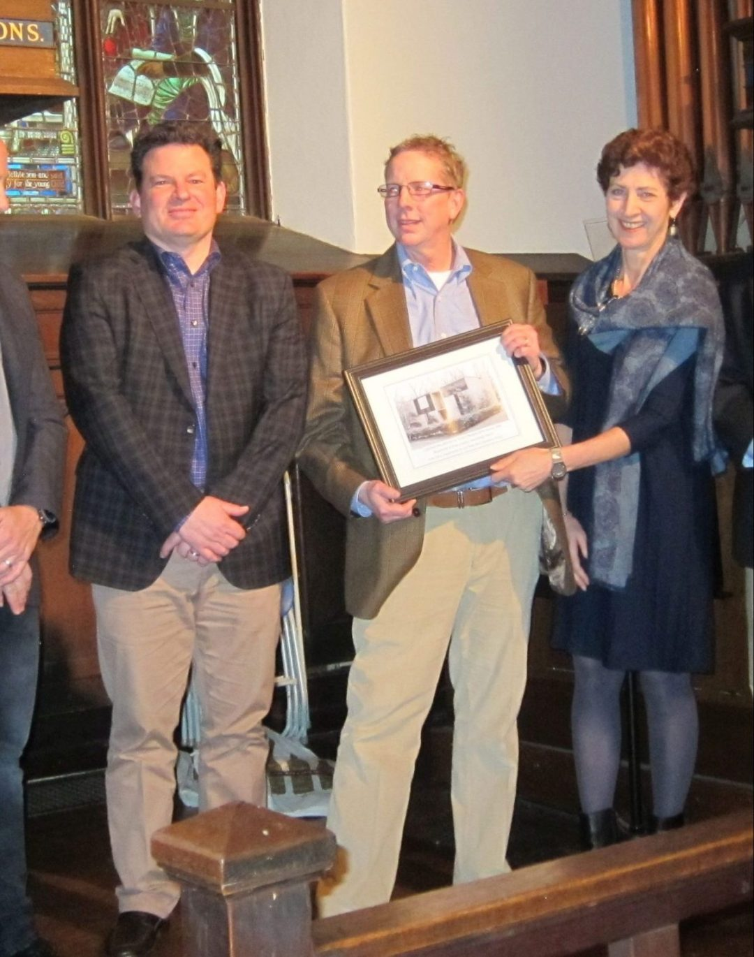 2014 – Annual Preservation Recognition Awards launches