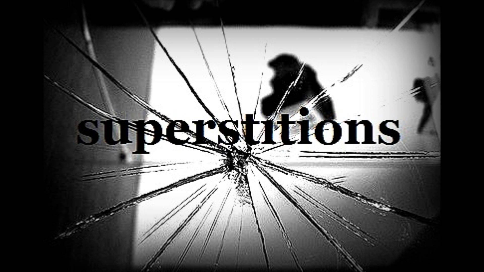 science behind superstitions