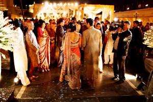 Week long wedding celebrations