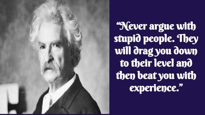 Some Of The Mark Twain Quotes That Will Make You Ponder