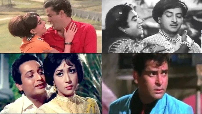 Old Bollywood Romantic Songs