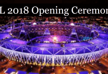 IPL Opening Ceremony