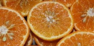 Orange seeds