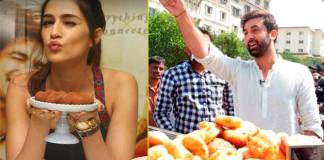 Bollywood Celebs and their love for street food