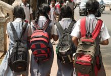 School students not to be weighed down by the school bags anymore
