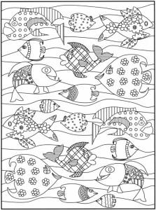 Arts visuels-coloriages