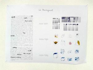%enseignement Design Marseille Philippe Delahautemaison Agnès Martel Esadmm Sophie Galati - Le Banquet