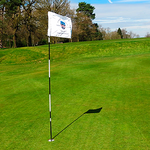 Green at Cheadle Golf Club