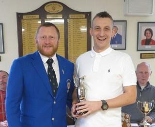 Neil Shawcross Singles KO winner