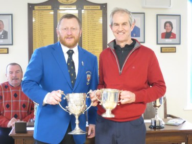 Cheadle Challenge and Eastwood Trophy winner Chris Maudsley