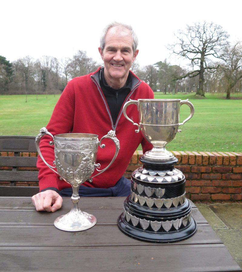 Chris Maudsley Cheadle Challenge and Eastwood Trophy winner