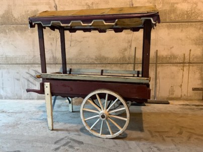 Covered Hand cart