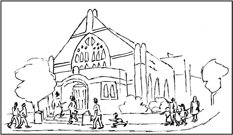 Cheam Baptist Church : Sunday Services