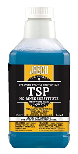 No sanding necessary if you prep your wood first with Jasco degreaser.