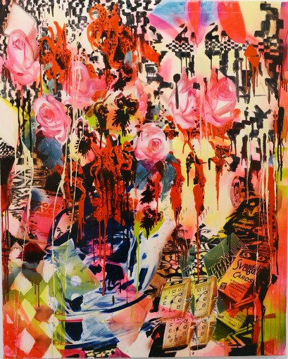 Rosson Crow, Galerie Nathalie Obadia