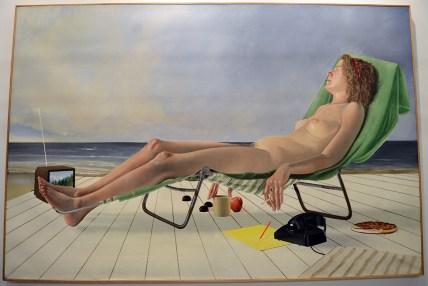 Alfred Leslie, Bruce Silverstein Gallery