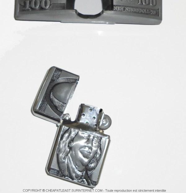Belt Buckle Lighter Holder 100 Dollars Cheapatleast