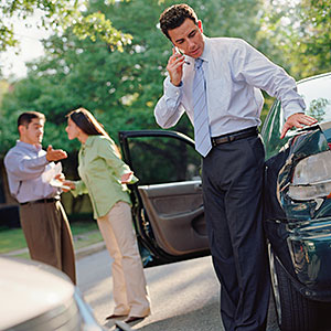 talking to your vehicle insurer