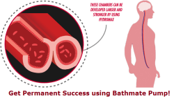 get permanent success with bathmate hydromax pump