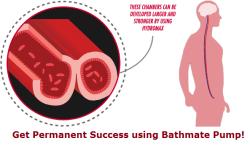 get permanent success with bathmate hydromax pump