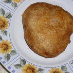 Apple puff pancake