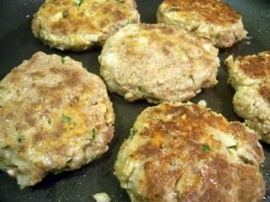Cooking Stovetop Meatloaves