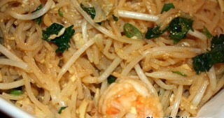 Pad Thai Recipe with No Claims to Being Authentic in Any Way