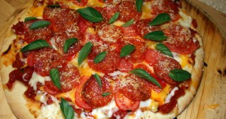 Pizza and Sauce Cooking Class