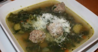 Italian Wedding Soup: Lidia's Italy in America