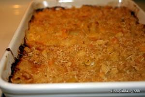 Upgraded Macaroni and Cheese