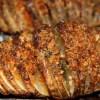 Hasselback Potatoes aka Accordion Potatoes