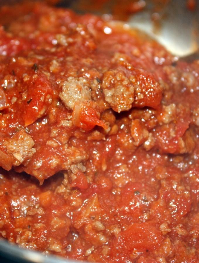 meat sauce