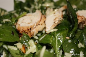 Chicken Florentine Salad