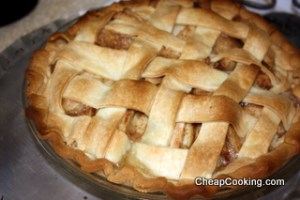 lattice pie crust
