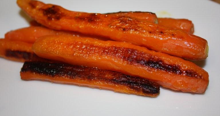 Cooking Ahead: Roasting Vegetables