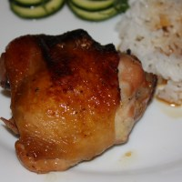 Pacific Lime Chicken from Pure Simple Cooking