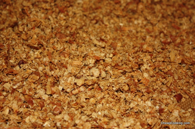 make your own granola