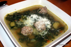 Lidia's Italian Wedding Soup