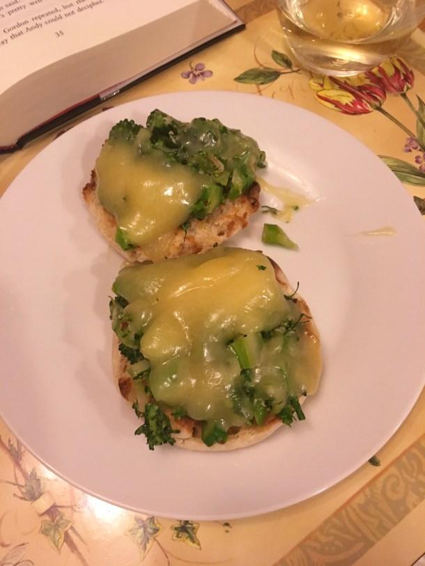 broccolini melts