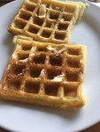 aretha franklin's waffles of insane greatness