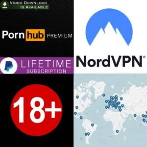 Pornhub Premium Lifetime Subscription Account + Nord Vpn Account [1 Year]