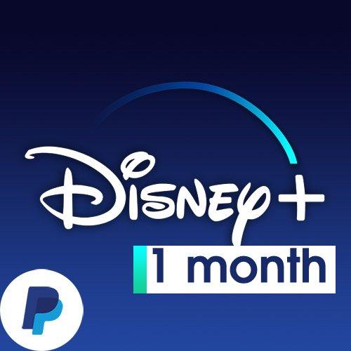 Disney+ Plus Account [1 Month]