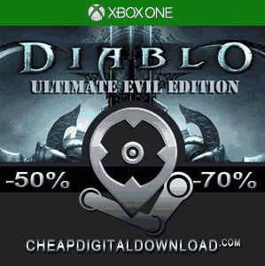 Diablo 3 Ultimate Evil Edition Xbox One Code Price Comparison