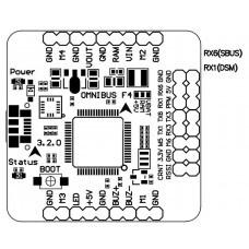 Omnibus F4 BetaFlight 3.2.0 OSD STM32F405RGT6 Flight