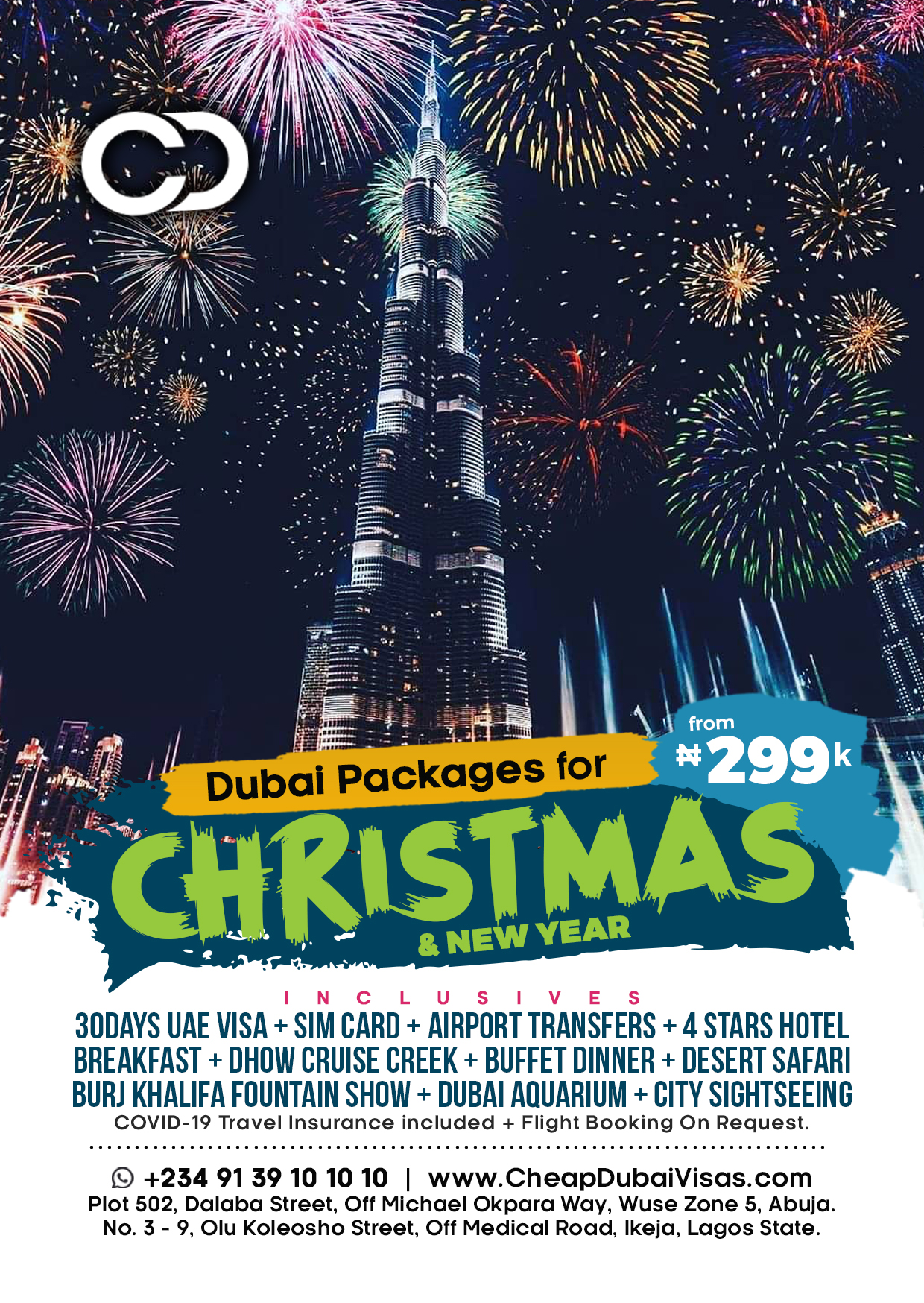 Dubai Christmas Packages Cheap Dubai Packages a Cheap Dubai Visas