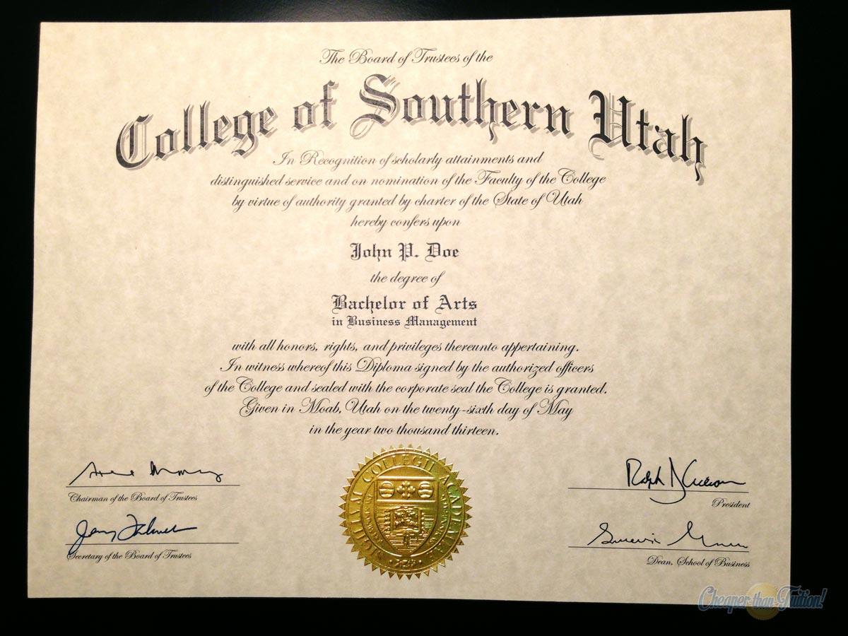 fake college diploma sample cheaper than tuition
