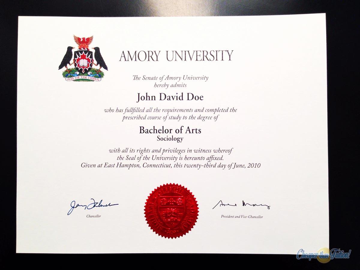 bachelor degree certificate sample - Monza berglauf-verband com