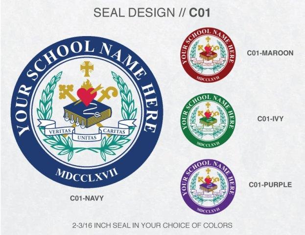 SEAL DESIGN // C01